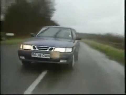 Old Top Gear Pl Saab 9 3