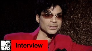 prince on musics blessing in 2004 mtv news