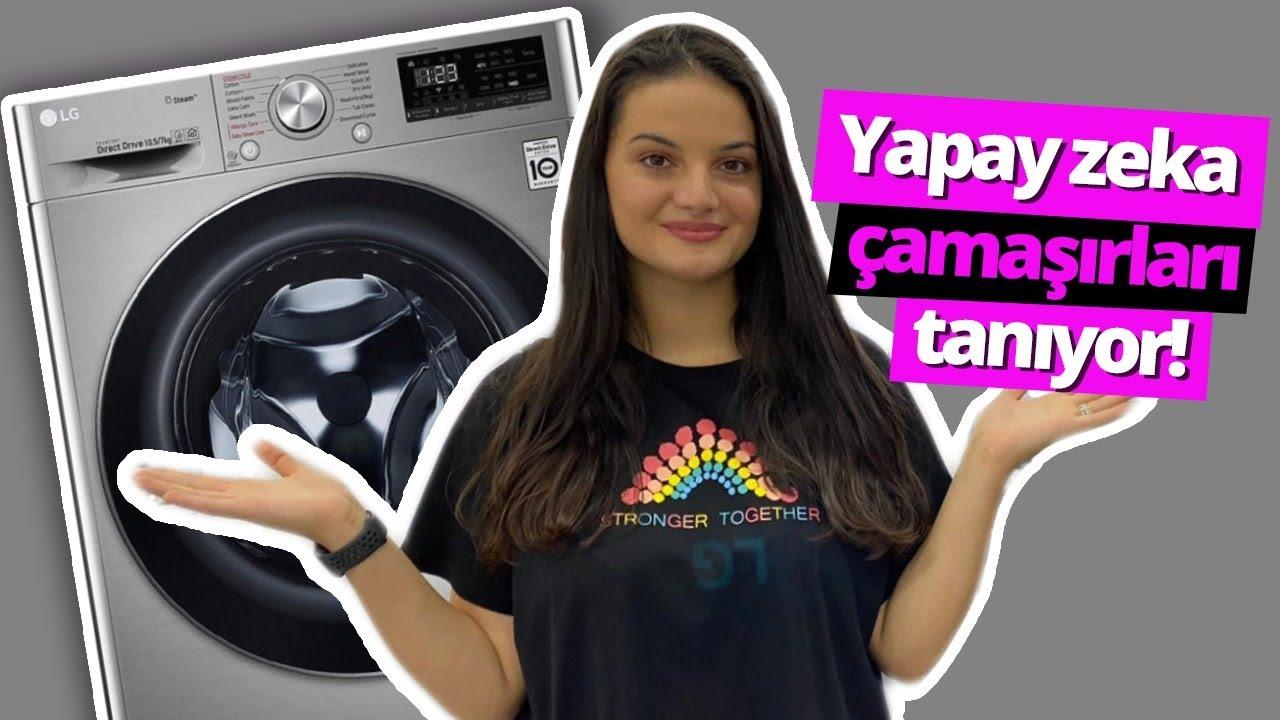Çamaşırlarınızı tanıyan bir makine: LG Steam İnceleme