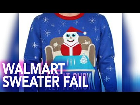 Big Rig - Is Santa Really About To Snort Magic Dust On This Xmas Sweater?