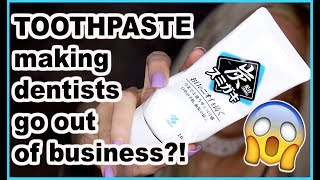 😱 TESTING Toothpaste that's making dentists go out of business ?! 👍👎