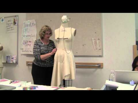 Draping Flared Skirts Part I