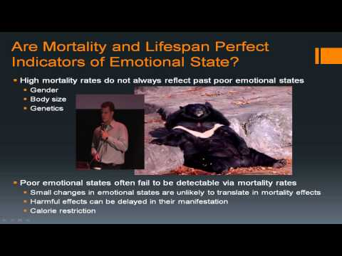 Michael Walker - Advancing Animal Welfare Science and Policy 2014