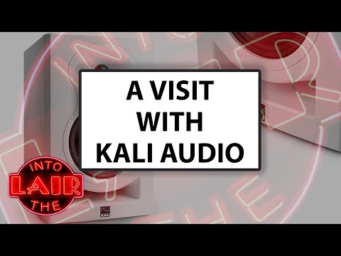 A Visit With Kali Audio – Into The Lair #230