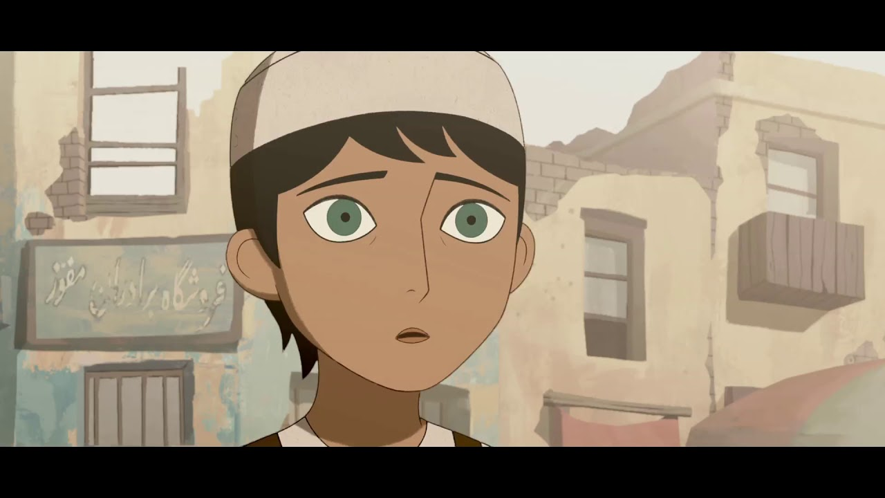 The Breadwinner - Trailer