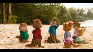 Alvin and The Chipmunks:Chipwrecked- Cute Chipmunk/Chipettes Moment thumbnail