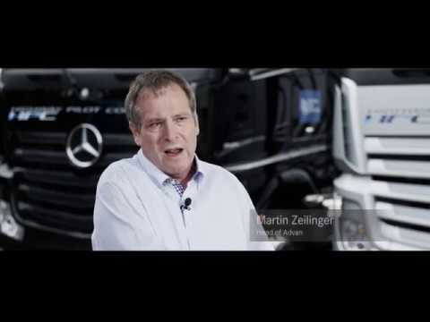 """Daimler Product Experience at the IAA 2018 - Film """"From Vision to Reality"""""""