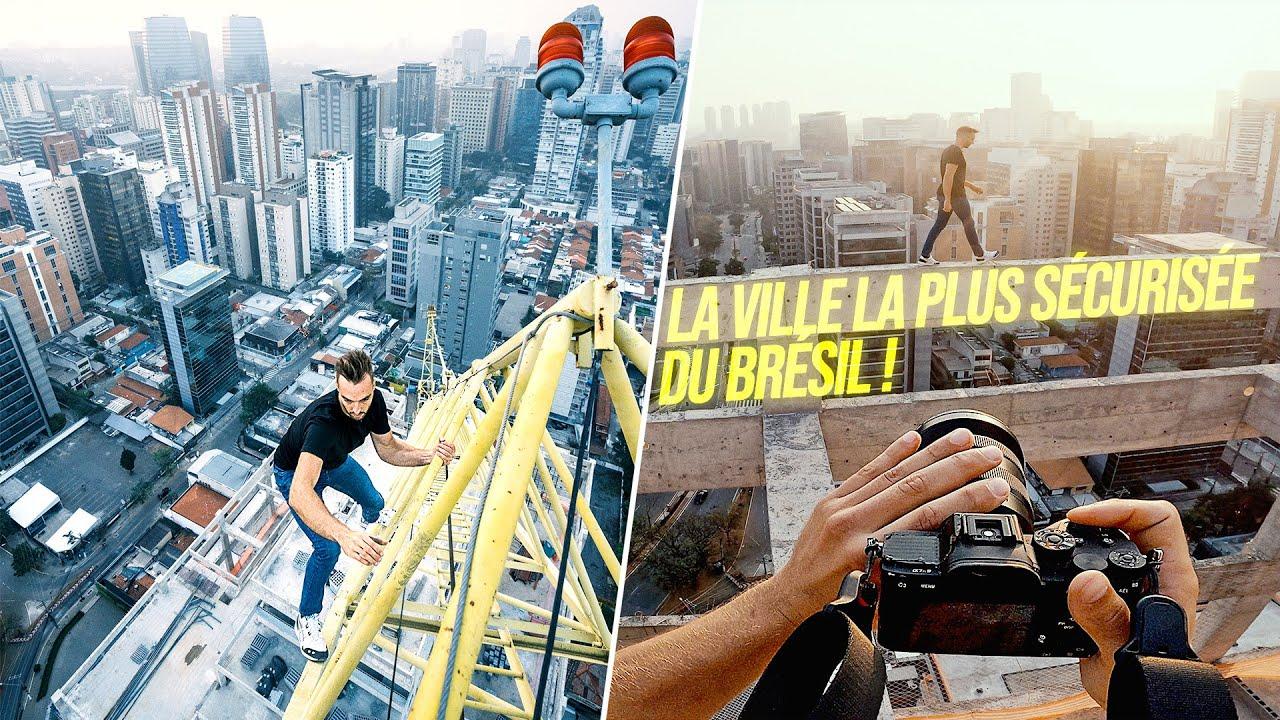 Download INFILTRATIONS DANGEREUSES À SAO PAULO ! 🇧🇷 ep 1