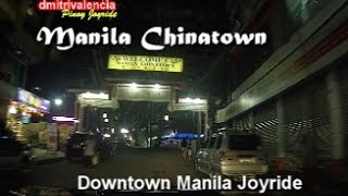 Pinoy Joyride - Manila Chinatown Night Joyride 2014