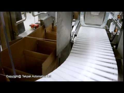 Tekpak Robotic Loading  10Kg Pharmaceutical Liquid Container
