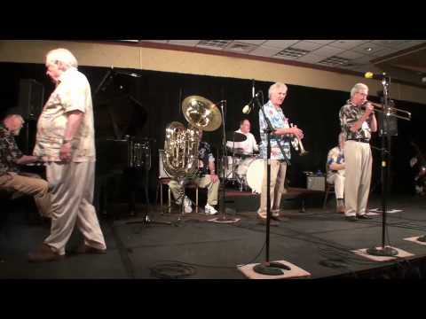 "Bob Schulz Frisco Jazz Band  ""New Orleans Shuffle"""