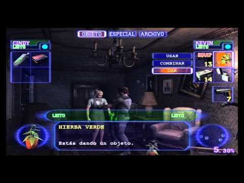 Resident Evil Outbreak (PS2)