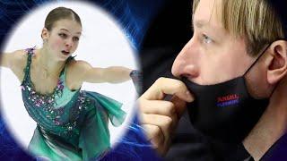 Косторная не соперница Трусовой Коронация Трусовой от Плющенко