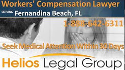 Fernandina Beach Workers' Compensation Lawyer & Attorney - Florida