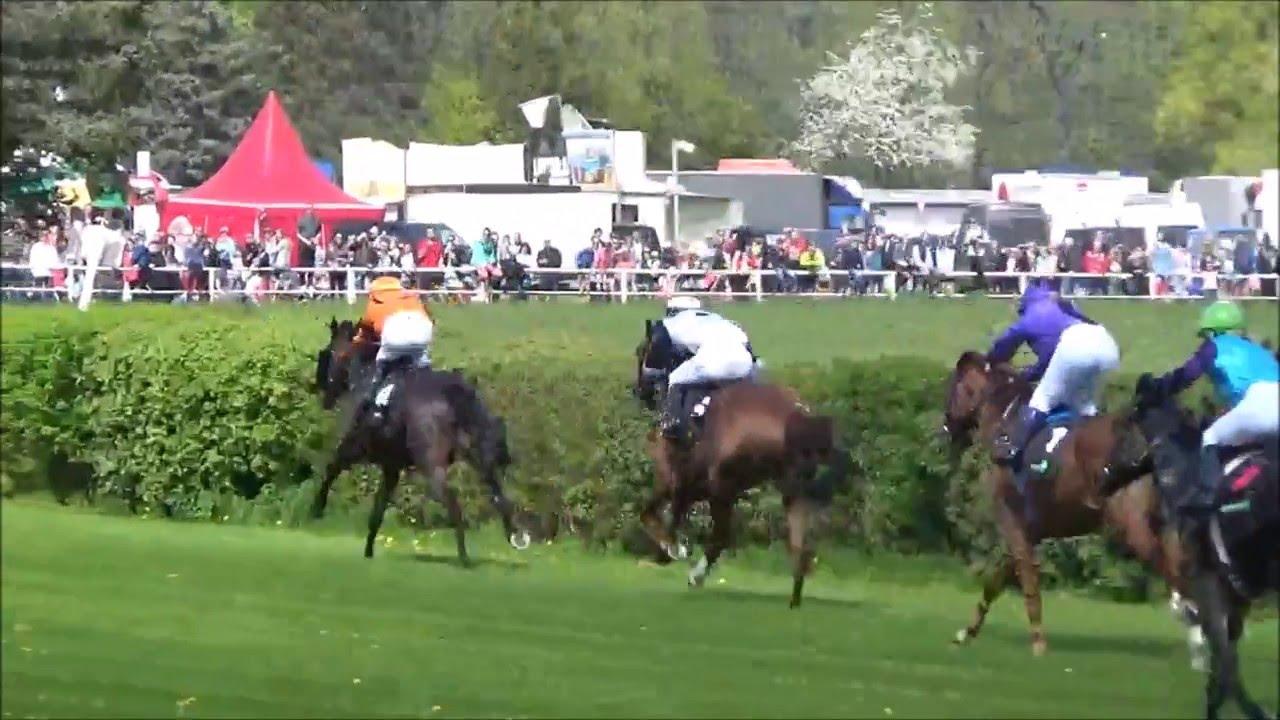Pferderennen Leipzig 1 Mai