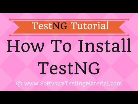 How To Install TestNG In Eclipse IDE