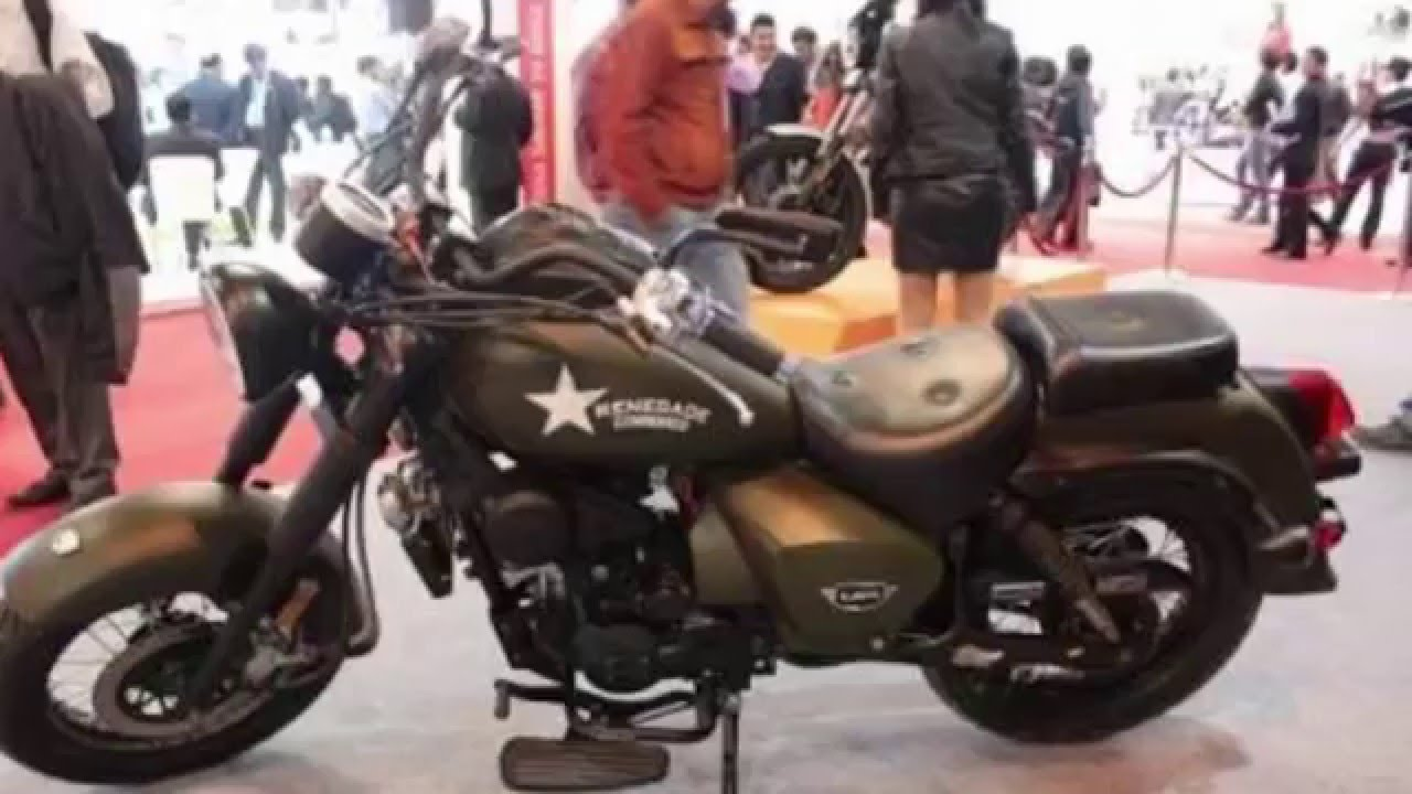 United Motors Renegade Launch In India 2016 Youtube