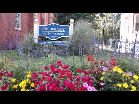 Sunday Mass May 10, 2020 St. Mary Church Windsor Locks CT,  Mary Gate Of Heaven Parish