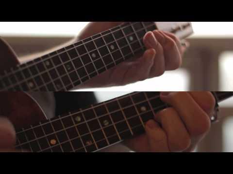 Ir & Wine  Flightless Bird, American Mouth ukulele instrumental + improvisati