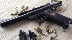 Ruger Mark III Target Model: Perfection