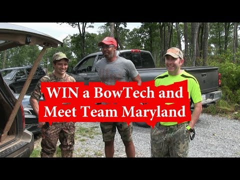 Win a BowTech Reign 6 and Meet Team MD