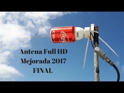 Antena HD full Mejorada 2017 Final