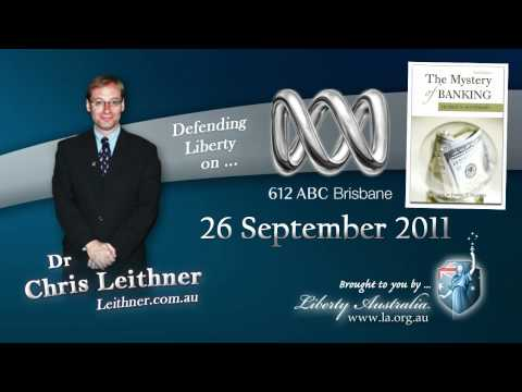 The Mystery of Bank Rip-Offs   Dr Chris Leithner on ABC Radio   26 Sep 2011