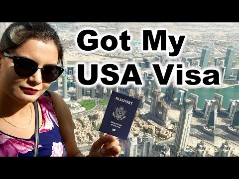 How To Get USA B1/B2 Visit Visa From Canada | Canada Couple