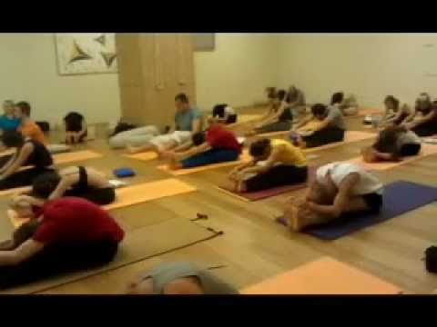 The First Yantra Yoga Teacher Training in Moscow