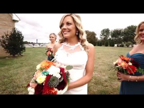 Anne and Ben - Wedding Video - Residential  - Trappe, Maryland (Full Wedding Highlights)