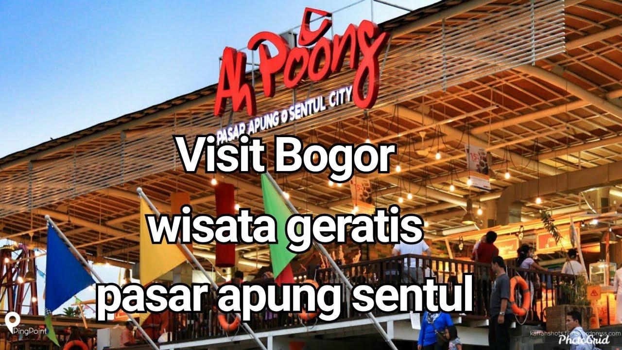 Wisata Kuliner Pasar Apung Ah Poong Sentul City Bogor 2016