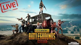 🔴LIVE STREAM - Mobile PUBG | Rank Push to Conqueror xD