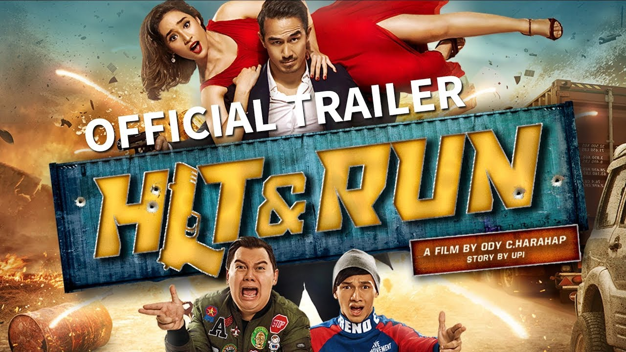 Official Trailer HIT & RUN (2019) - Joe Taslim, Jefri Nichol, Chandra Liow, Tatjana Saphira ...
