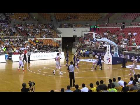NetScouts Basketball USA All-Stars Top China 6/28/15 #4