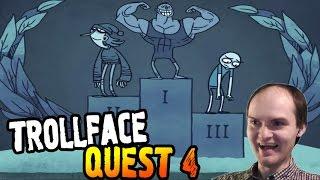 TrollFace Quest 4 Прохождение ► ЗИМНИЕ ОЛИМПИЙСКИЕ ПРИКОЛЫ ◄ ВЗРЫВ МОЗГА