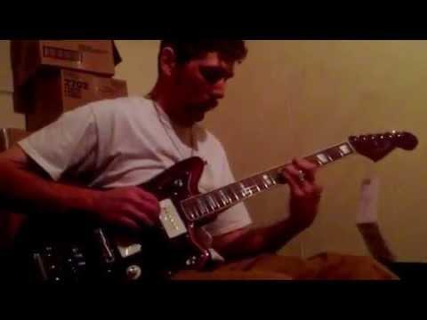 Troy Van Leeuwen Signature Jazzmaster Demo