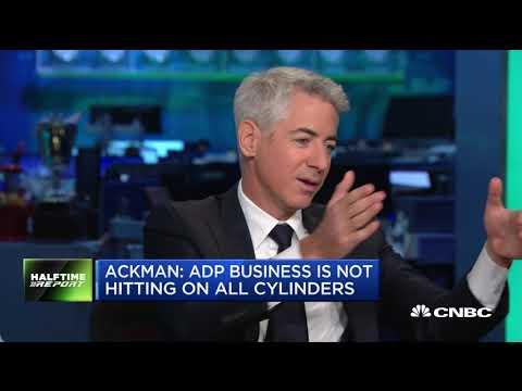 Bill Ackman On CNBC With Scott Wapner September 20, 2017 (Part 2)