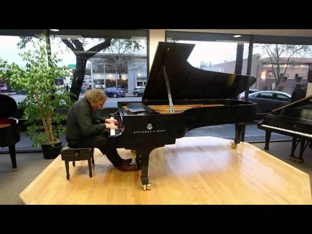 "David Thomas Roberts performs his ""Rhame"""