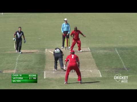 Highlights - WA/SA v Victoria 2017 NCIC Blind Final