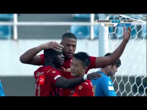 2018 CHA League one   Round 1   Beijing BeiKong vs Zhejiang Yiteng FC