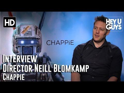 Director Neill Blomkamp Interview - Chappie