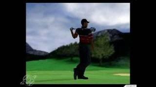 Tiger Woods PGA Tour 2003 PlayStation 2 Gameplay