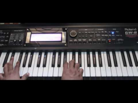 Jiv rangala piano cover.. with chords..
