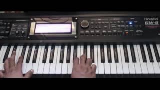 Jiv rangala piano cover.. with chords..