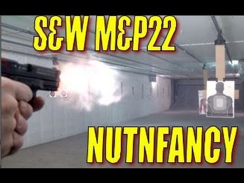 """""""SW M&P22: Practice the Fight"""" by Nutnfancy"""