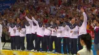 Team USA Basketball: National Anthem Retrospective