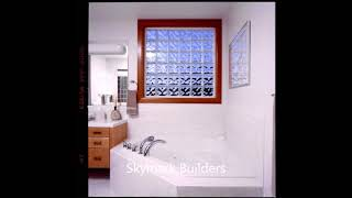 Modern and Chic Bathroom window designs for homes