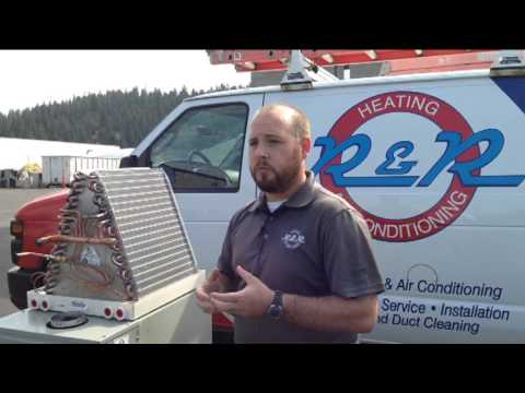 Why Does My Air Conditioner (A/C) Freeze Up? - YouTube