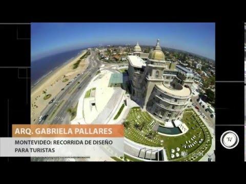 OBSERVADOR TV   Ministerio de Diseño   Montevideo recorrido de diseño para turistas