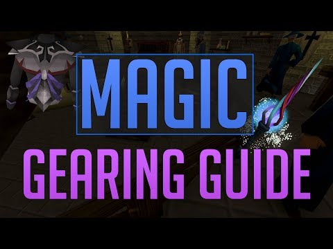 In-depth Magic Gearing Guide | Runescape 3